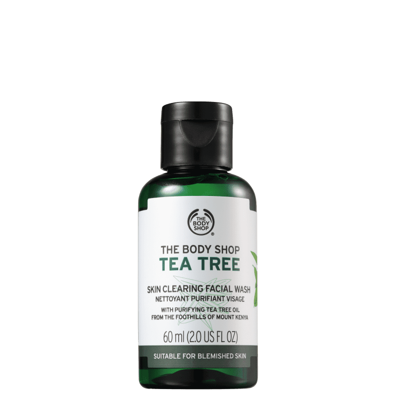 The Body Shop Tea Tree Skin Clearing - Gel de Limpeza 60ml
