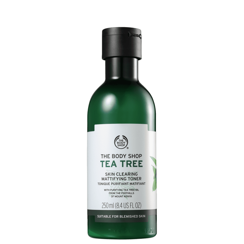 The Body Shop Tea Tree Skin Clearing Mattifying - Tônico Facial 250ml