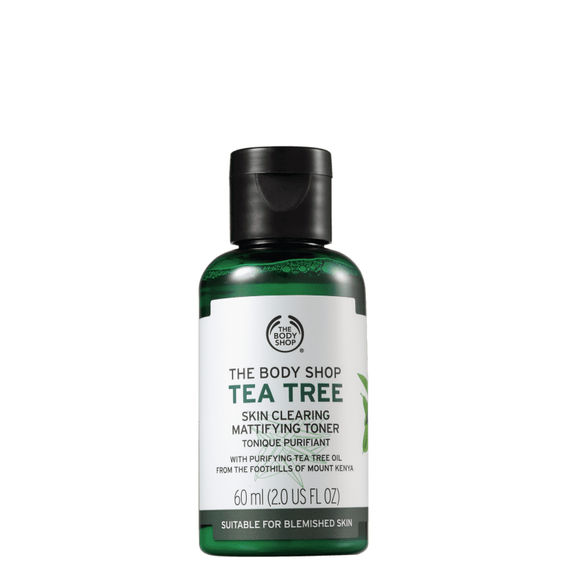 The Body Shop Tea Tree Skin Clearing - Tônico Facial 60ml