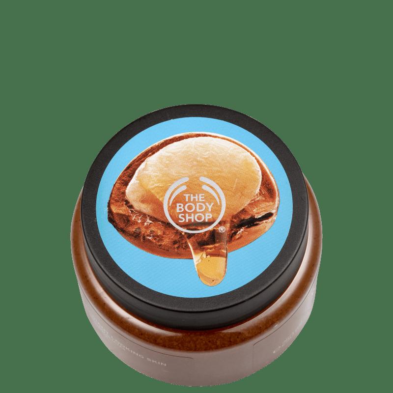 The Body Shop Wild Argan Oil - Esfoliante Corporal 250ml