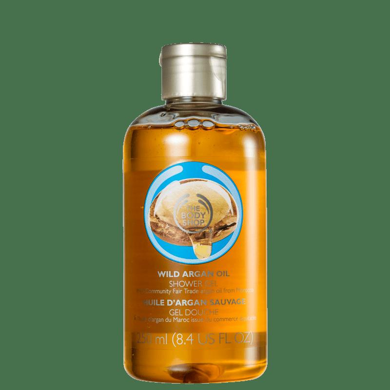 The Body Shop Wild Argan Oil - Gel de Banho 250ml