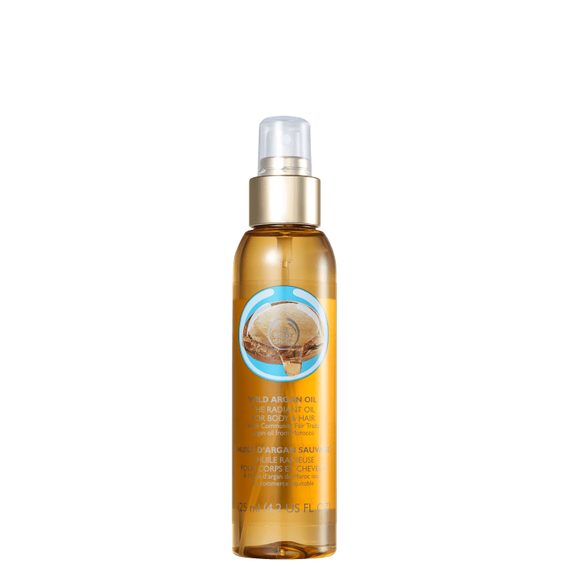The Body Shop Wild Argan Oil - Óleo de Argan 125ml