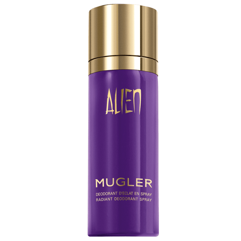 Thierry Mugler Alien Radiant - Desodorante em Spray Feminino 100ml