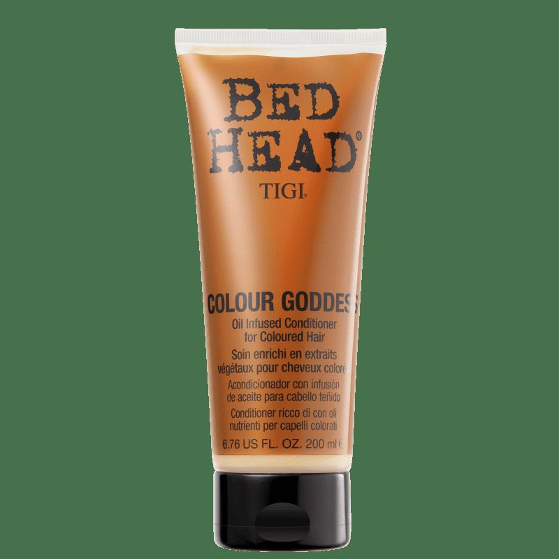 TIGI Bed Head Colour Goddess Oil Infused - Condicionador 200ml