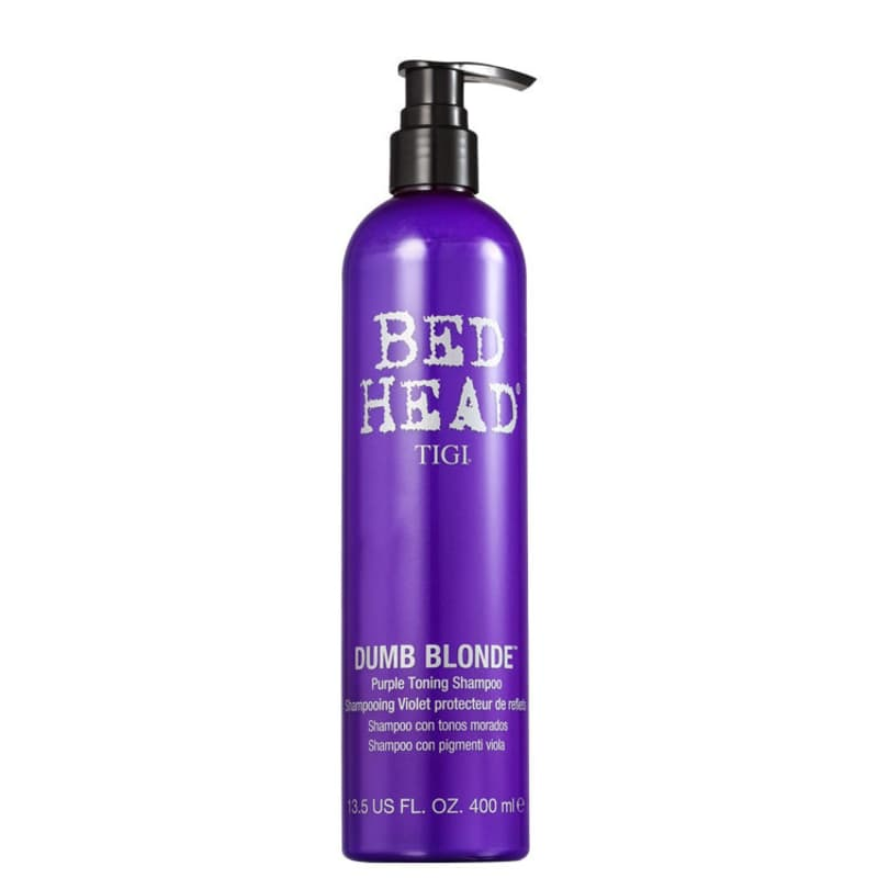 TIGI Bed Head Dumb Blonde - Shampoo 400ml