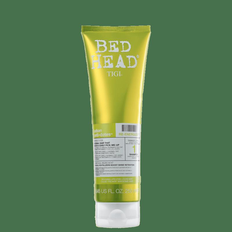 TIGI Bed Head Urban Anti+Dotes 1 Re-Energize  - Shampoo 250ml