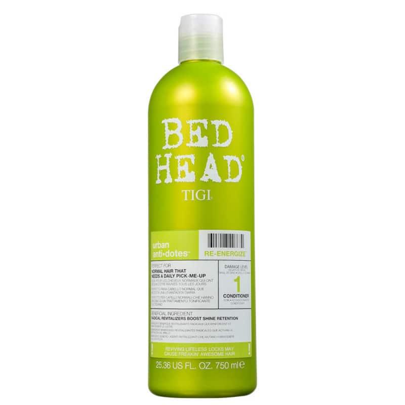 TIGI Bed Head Urban Anti+Dotes 1 Re-Energize Salão - Condicionador 750ml