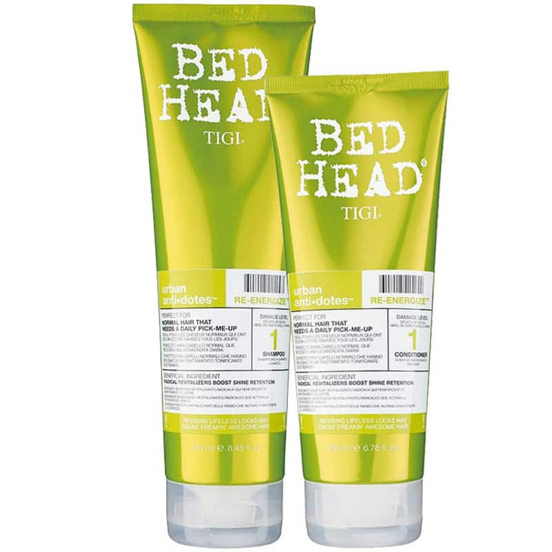 TIGI Bed Head Urban Anti+Dotes 1 Re-Energize Duo Kit (2 Produtos)