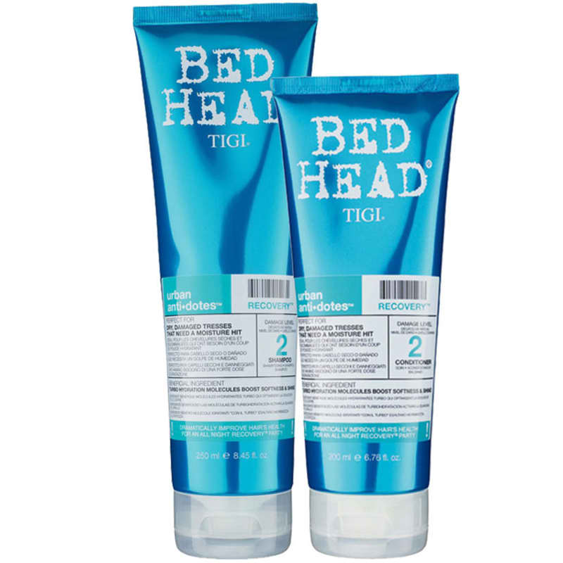 Kit TIGI Bed Head Urban Anti+Dotes 2 Recovery Duo (2 Produtos)