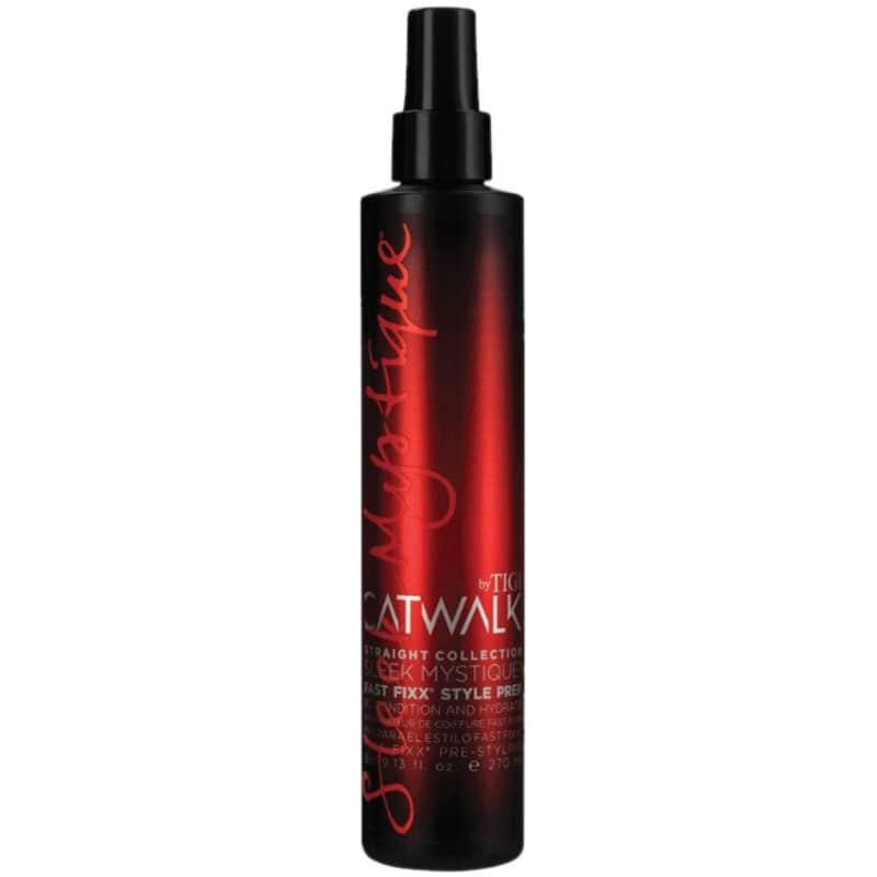 TIGI Catwalk Sleek Mystique Fast Fixx Style Prep - Leave-In 270ml