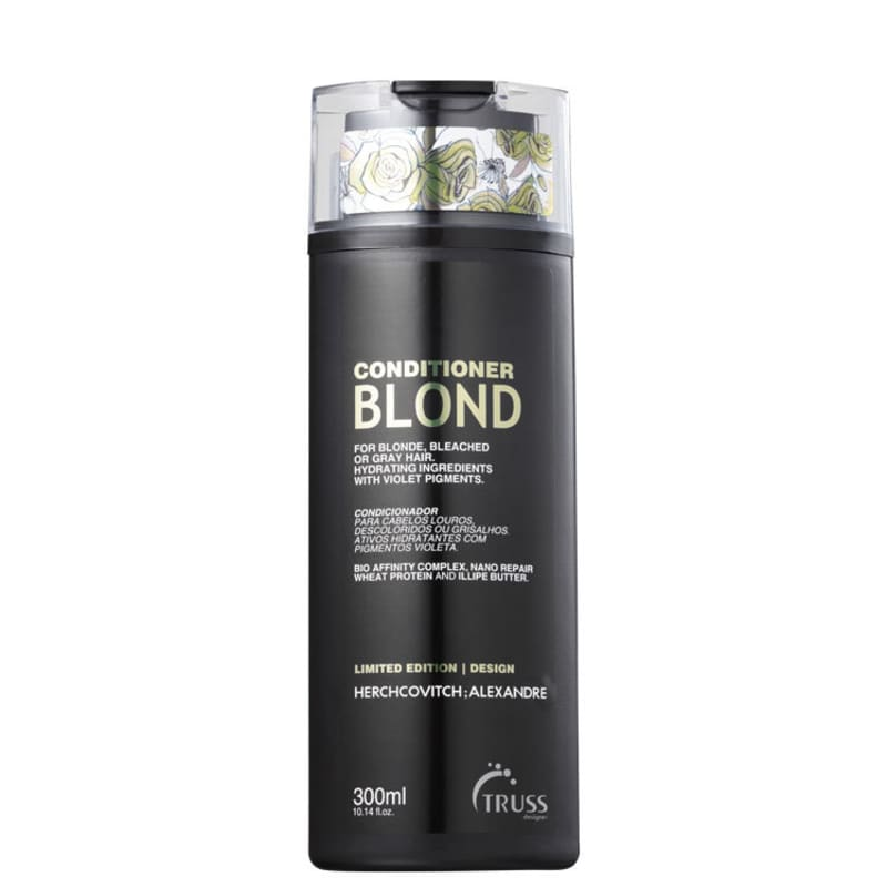 Truss Alexandre Herchcovitch Blond - Condicionador Desamarelador 300ml