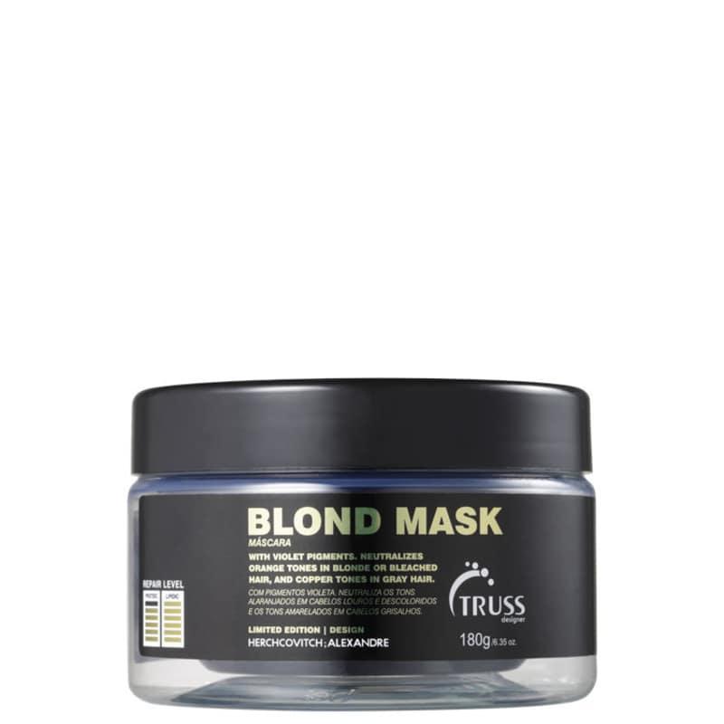Truss Alexandre Herchcovitch Blond - Máscara Desamareladora 180ml