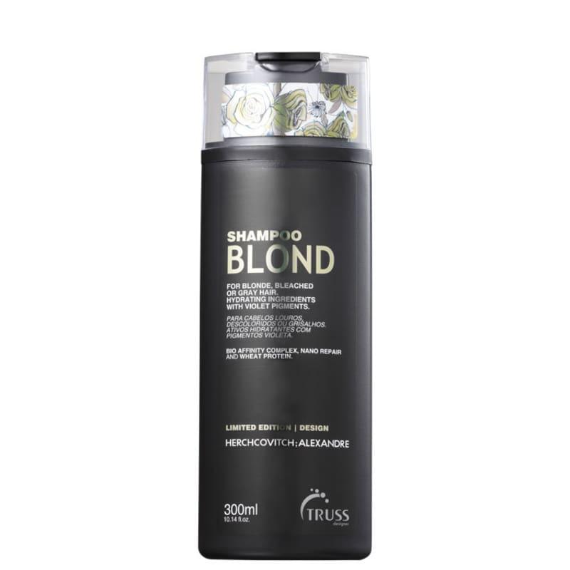 Truss Alexandre Herchcovitch Blond - Shampoo Desamarelador 300ml