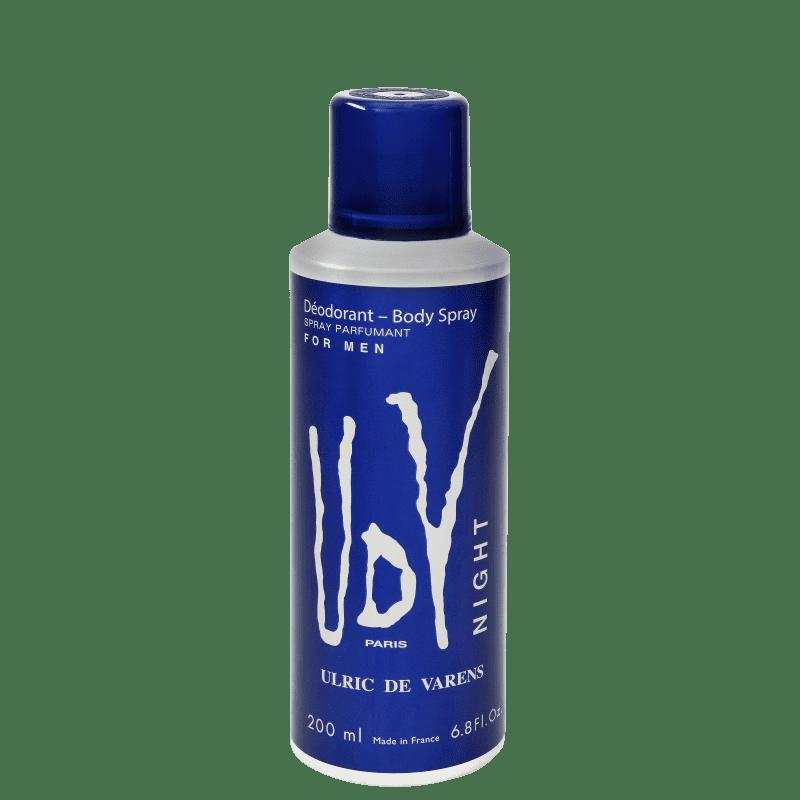 Ulric de Varens UDV Night - Desodorante Masculino 200ml