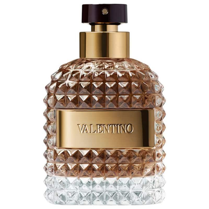 Valentino Uomo Eau de Toilette - Perfume Masculino 100ml