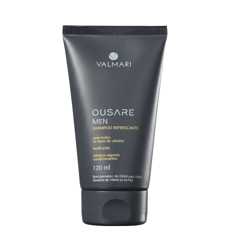 Valmari Ousare Men - Shampoo 120ml