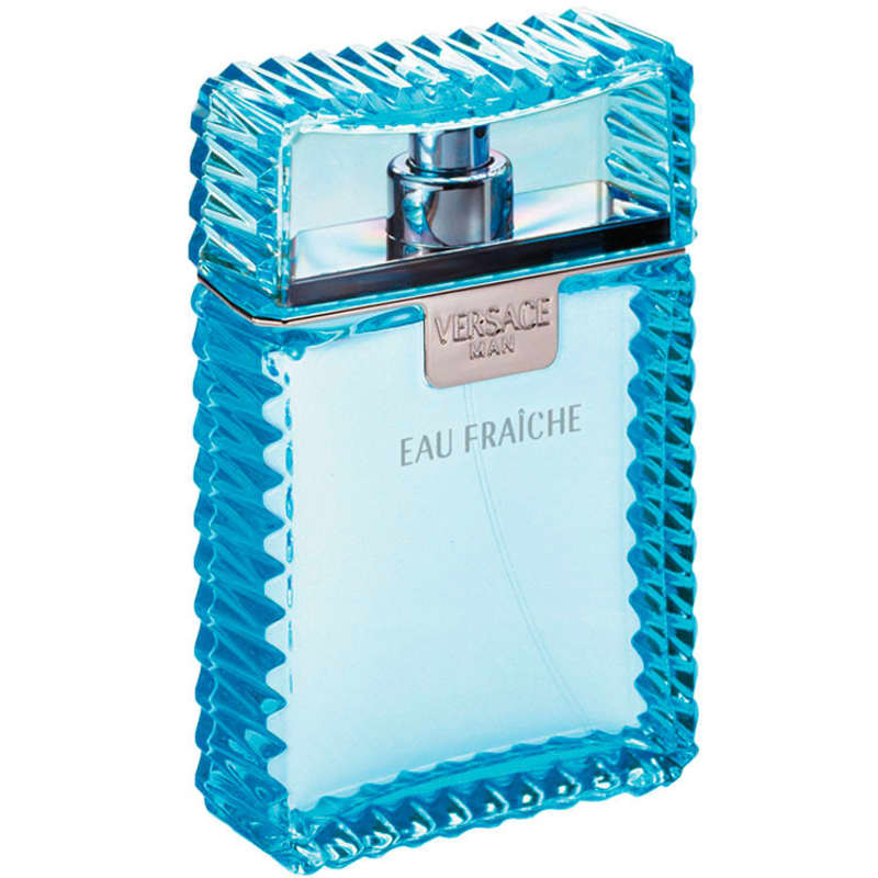 Versace Man Eau Fraîche Eau de Toilette - Perfume Masculino 50ml