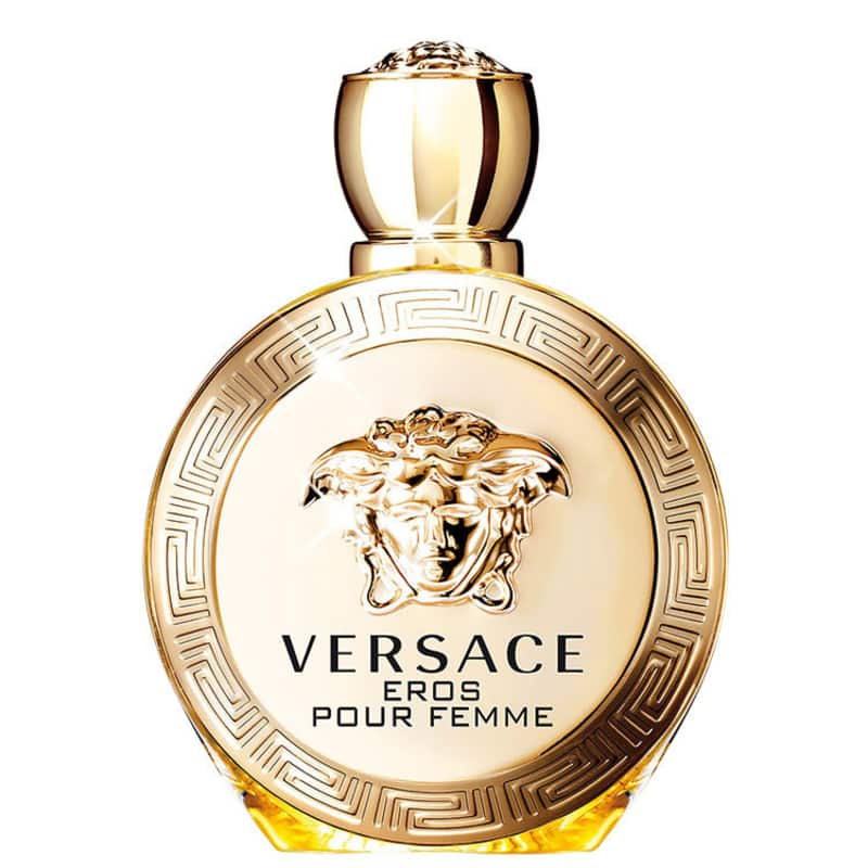 Eros Pour Femme Versace Eau de Parfum - Perfume Feminino 50ml