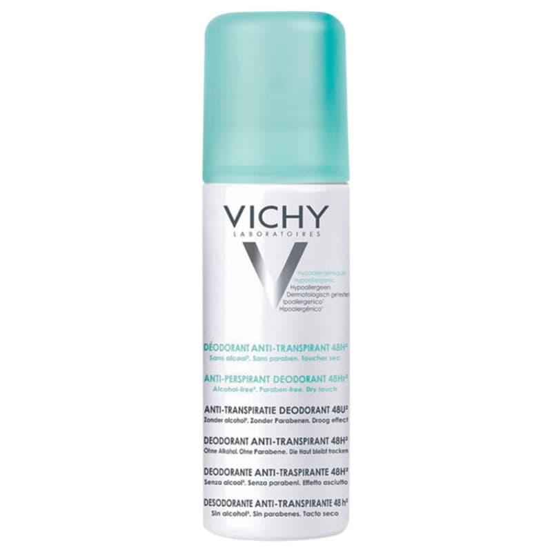 Vichy Antitranspirante 48h - Desodorante Spray 125ml