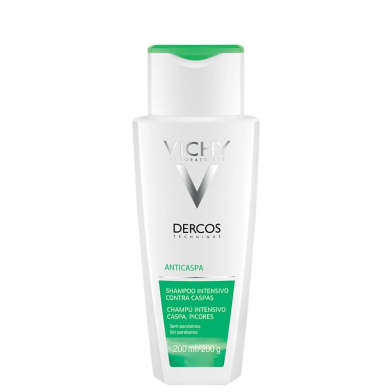 Vichy Dercos Intensivo - Shampoo Anticaspa 200ml