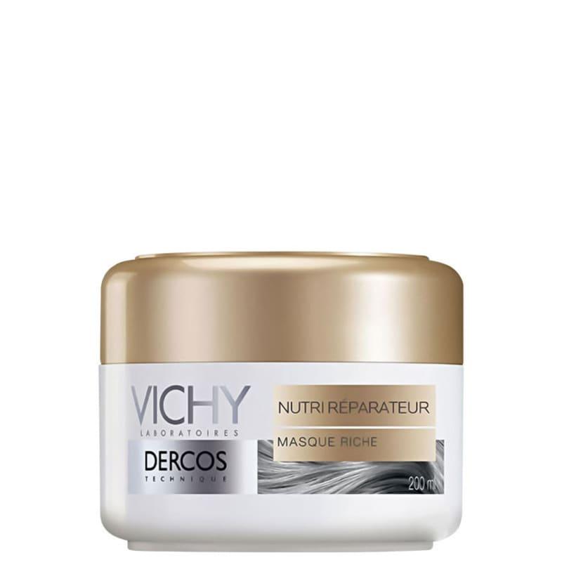 Vichy Dercos Nutrirreparador - Máscara de Nutrição 200ml
