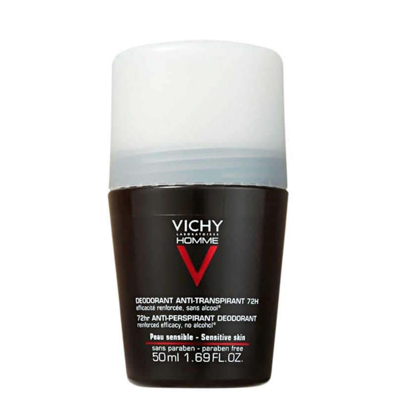 Vichy Homme Extreme Control Anti Perspirant 72h - Desodorante Roll-on 50ml