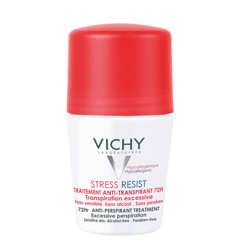 Vichy Stress Resist 72h Anti-Perspirant Treatment - Desodorante Roll-on 50ml