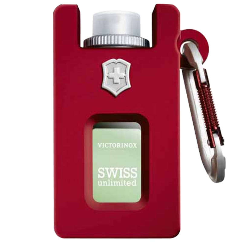 Swiss Unlimited Victorinox Eau de Toilette - Perfume Masculino 30ml
