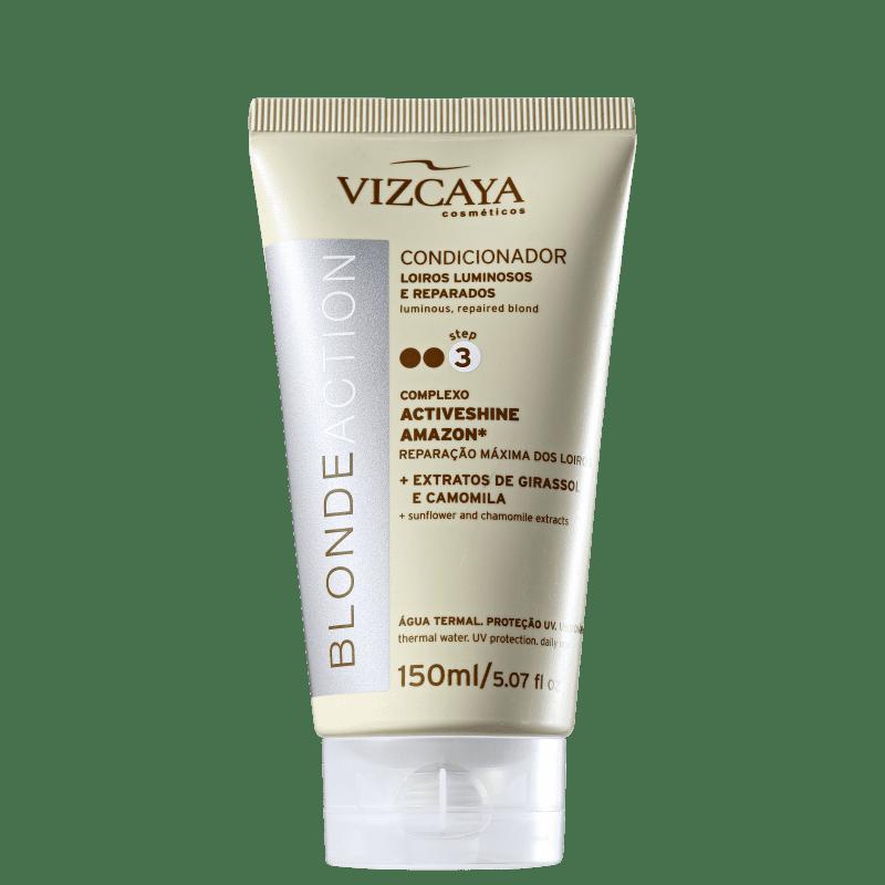 Vizcaya Blonde Action - Condicionador 150ml