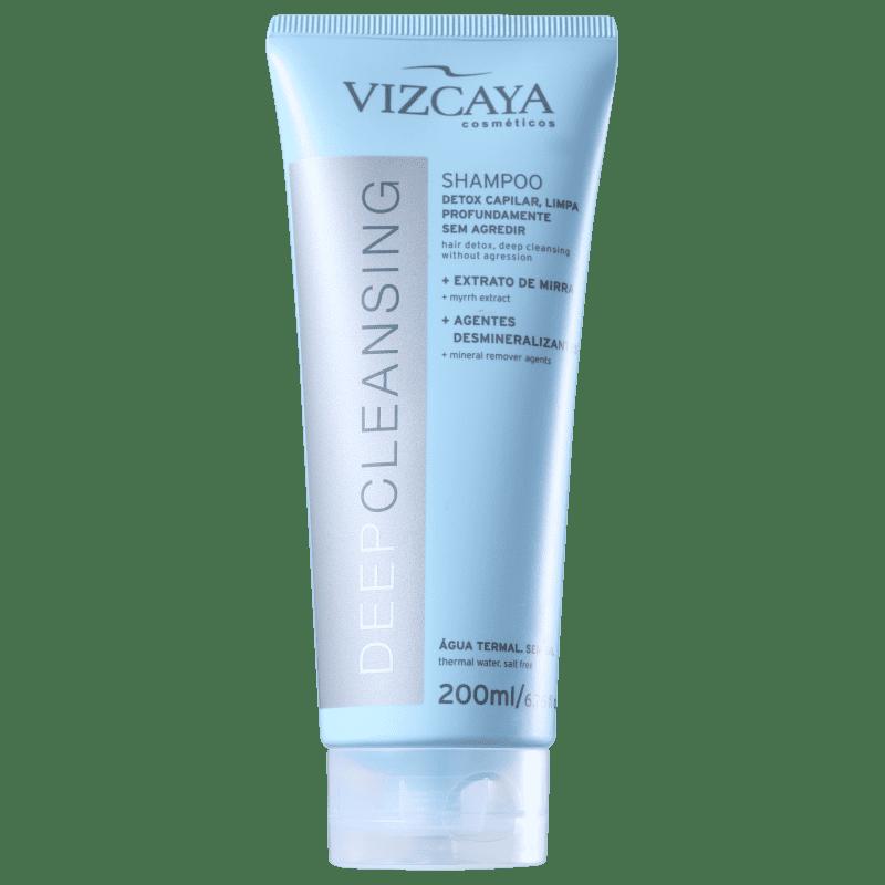 Vizcaya Deep Cleansing - Shampoo Antirresíduo 200ml