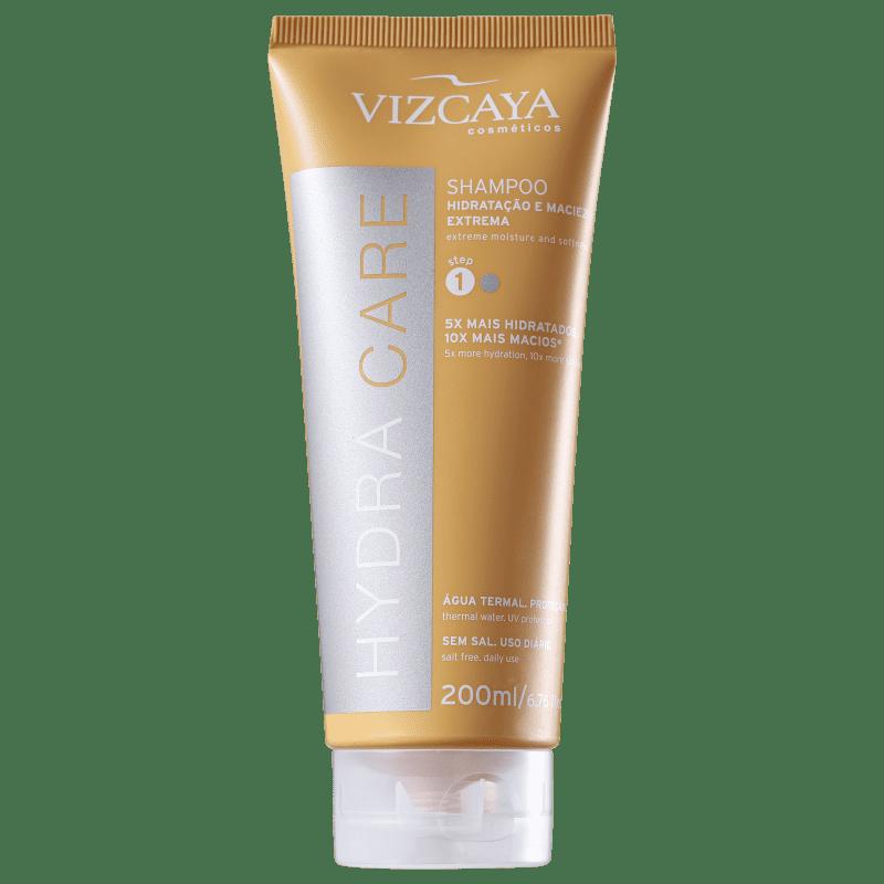 Vizcaya Hydra Care - Shampoo sem Sal 200ml