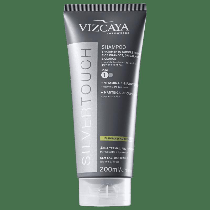Vizcaya Silver Touch - Shampoo 200ml