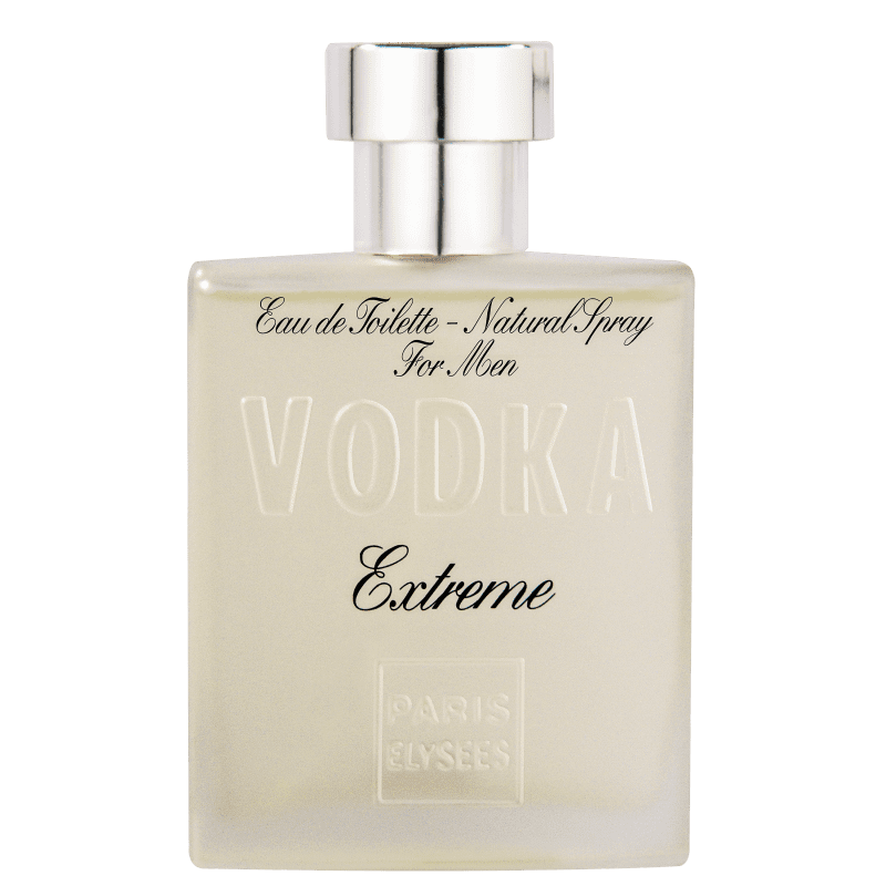 Vodka Extreme Paris Elysees Eau de Toilette - Perfume Masculino 100ml