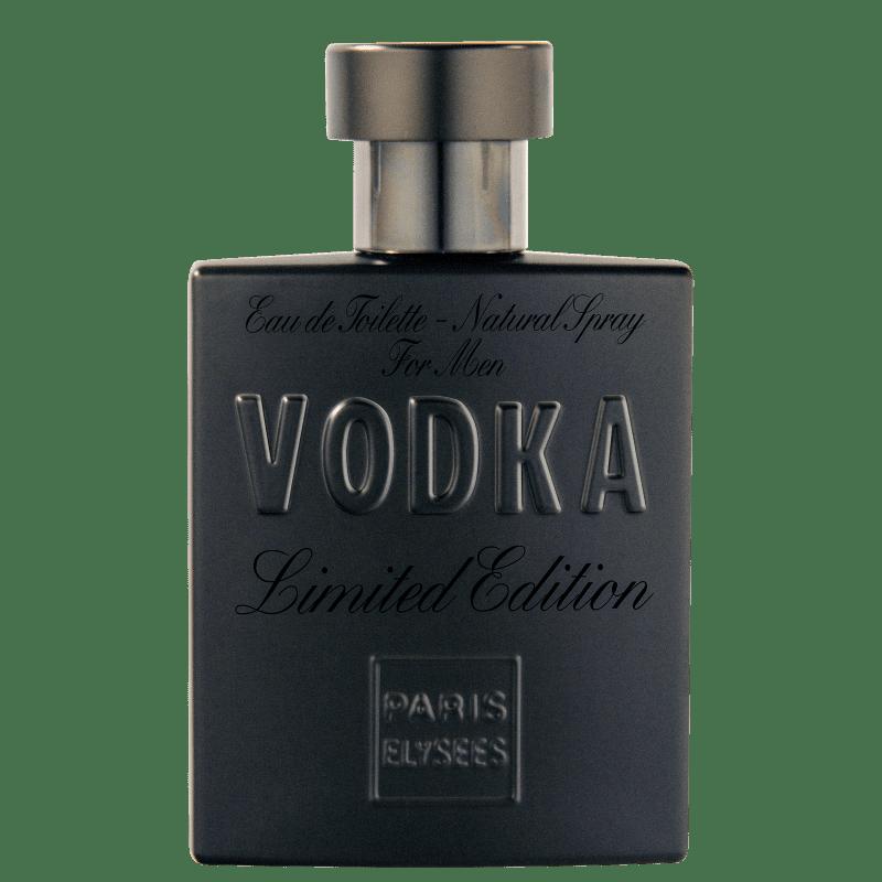 Vodka Limited Edition Paris Elysees Eau de Toilette - Perfume Masculino 100ml