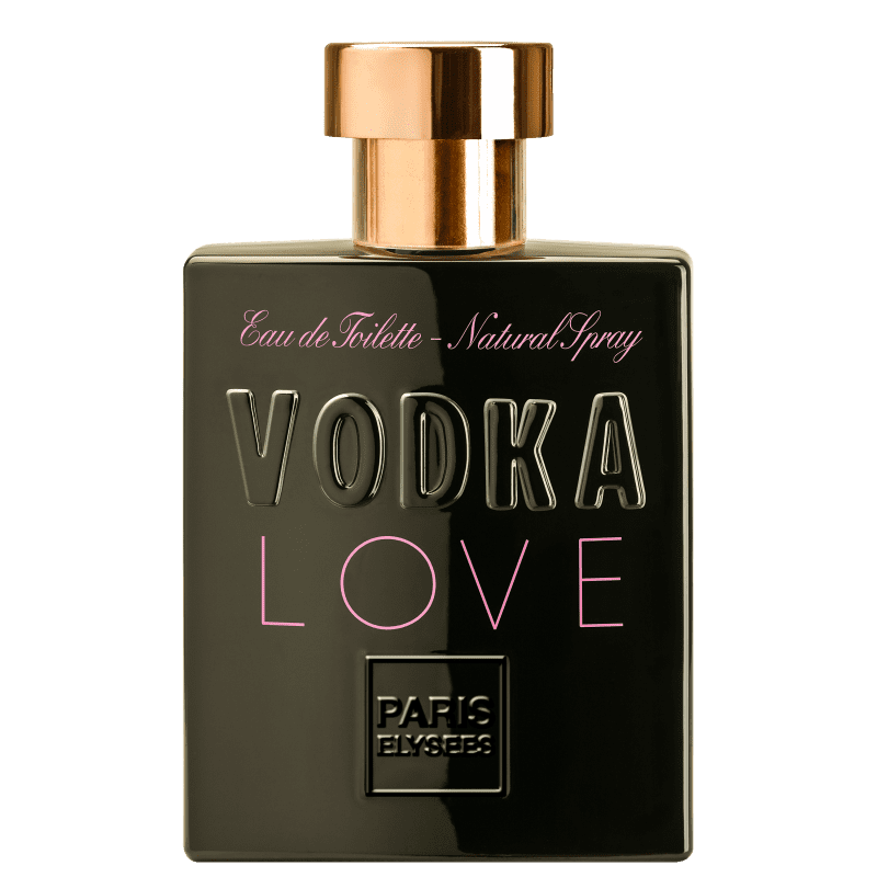 Vodka Love Paris Elysees Eau de Toilette - Perfume Feminino 100ml