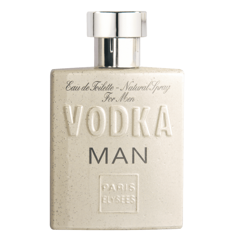 Vodka Man Paris Elysees Eau de Toilette - Perfume Masculino 100ml