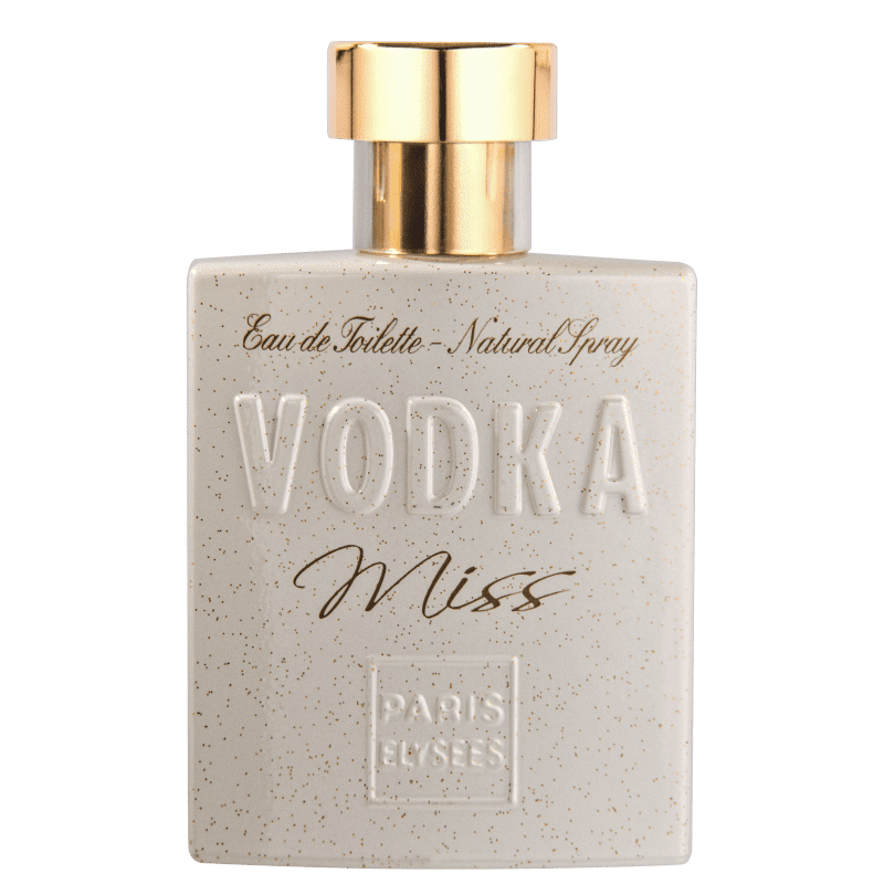 Vodka Miss Paris Elysees Eau de Toilette - Perfume Feminino 100ml