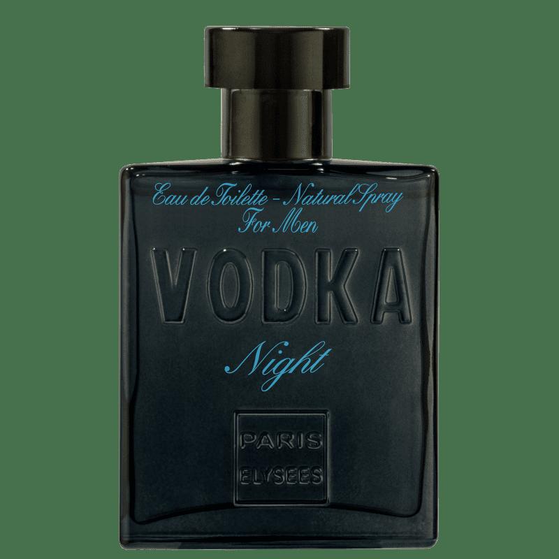 Vodka Night Paris Elysees Eau de Toilette - Perfume Masculino 100ml