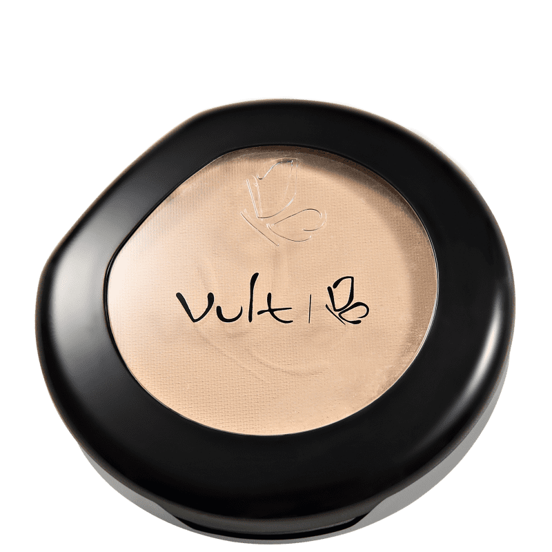 Pó Compacto Vult Make Up Matte 02 Bege 9g