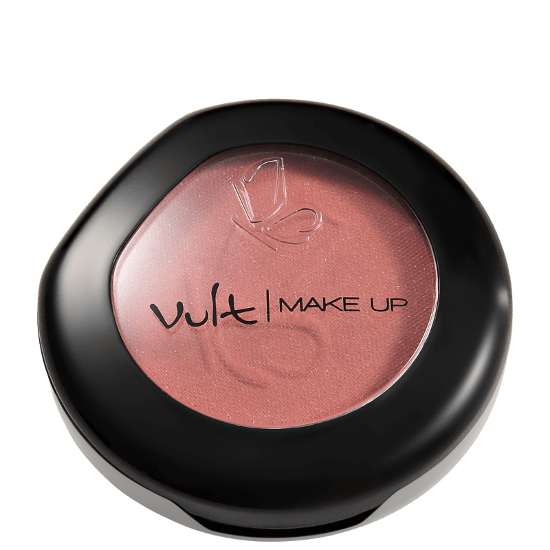 Vult Make Up Compacto 01 Cintilante - Blush 5g