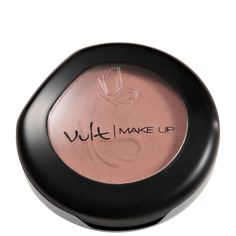 Blush Vult Make Up Compacto 03 Cintilante 5g