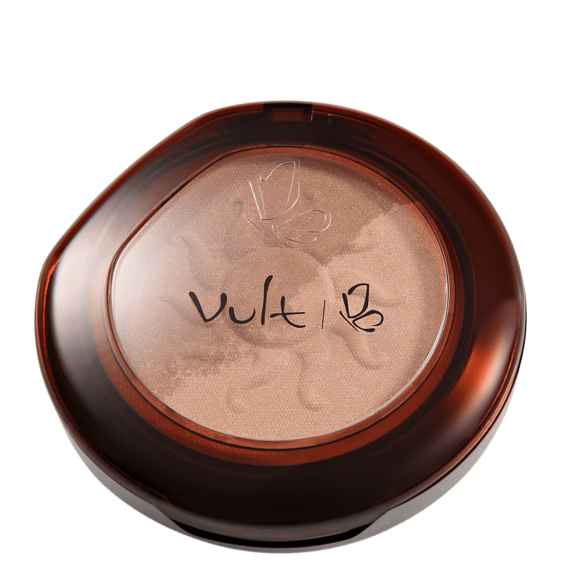 Pó e Bronzer Vult Make Up Duo Soleil 01 8g