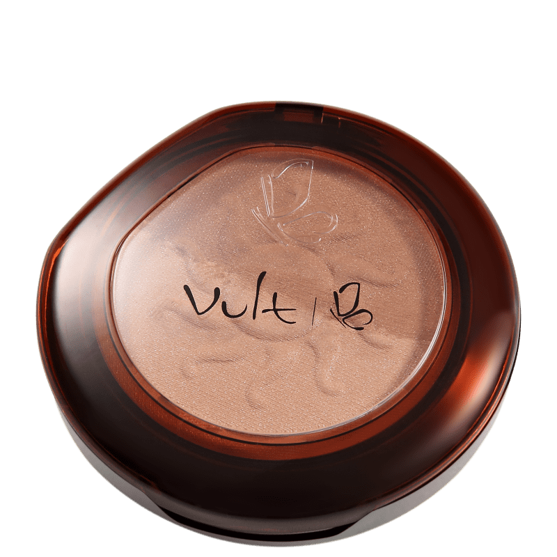 Pó e Bronzer Vult Make Up Duo Soleil 02 8g