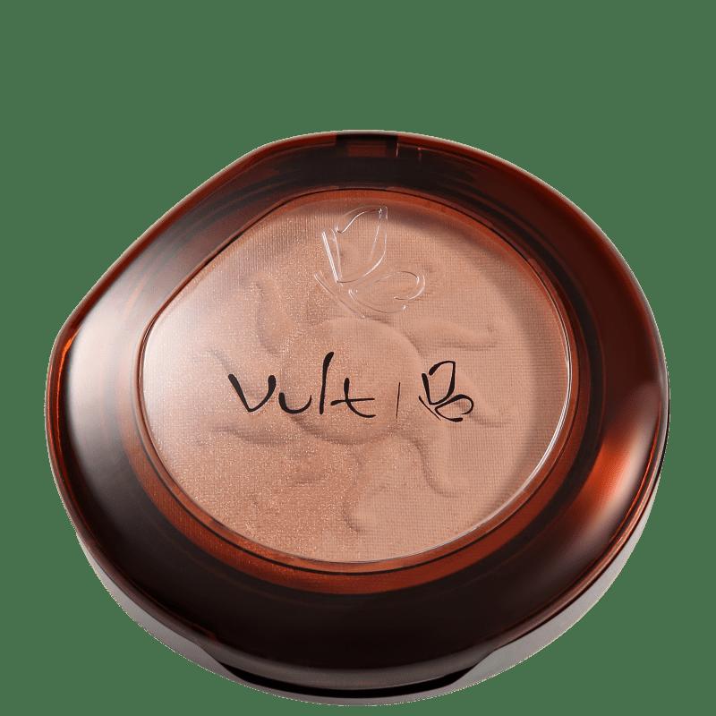 Vult Make Up Compacto Duo Soleil 03 - Pó Iluminador e Bronzer 8g