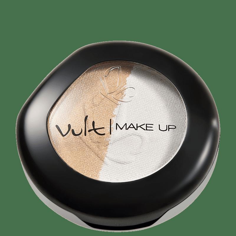 Sombra Vult Make Up Duo 01 Cintilante / Opaco 2,5g