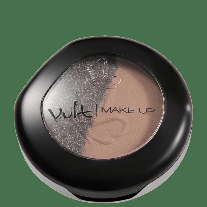 Sombra Vult Make Up Duo 14 Opaco / Brilho  2,5g
