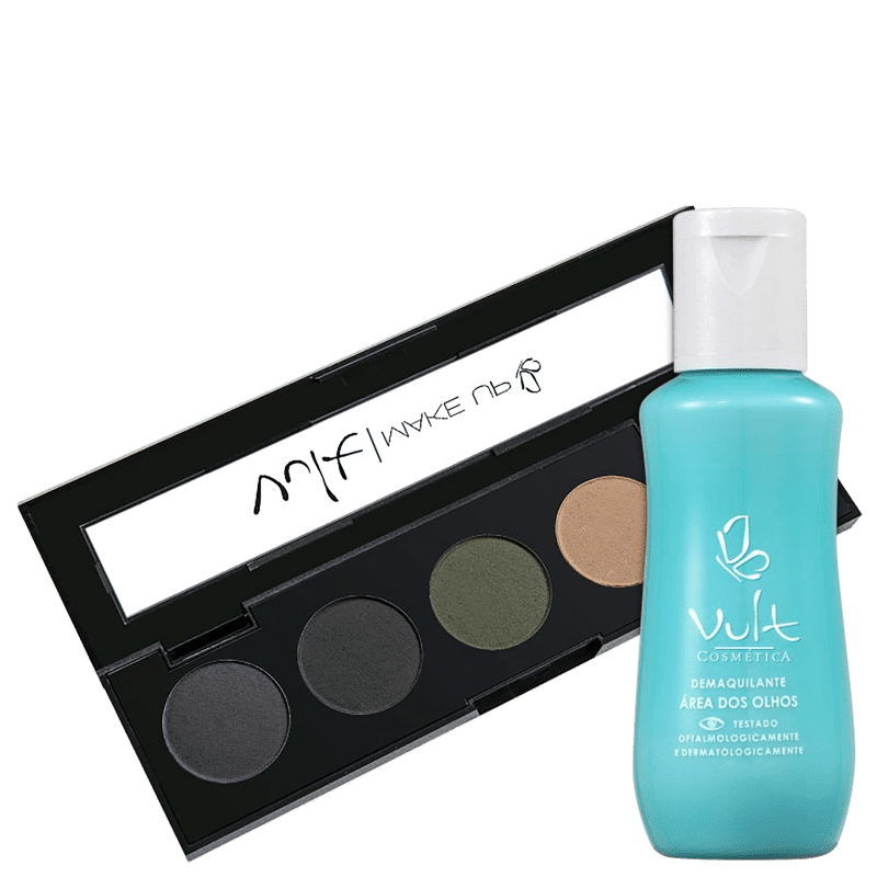 Kit Vult Make Up Glam Eyes (2 Produtos)