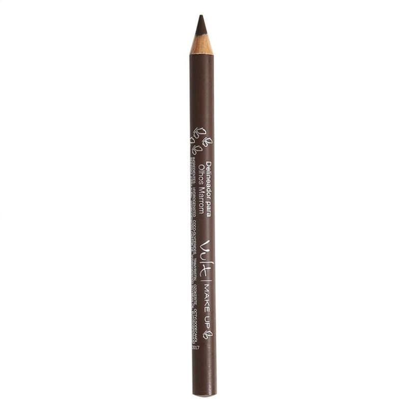 Lápis para Olhos Vult Make Up Marrom Neutro 1,2g
