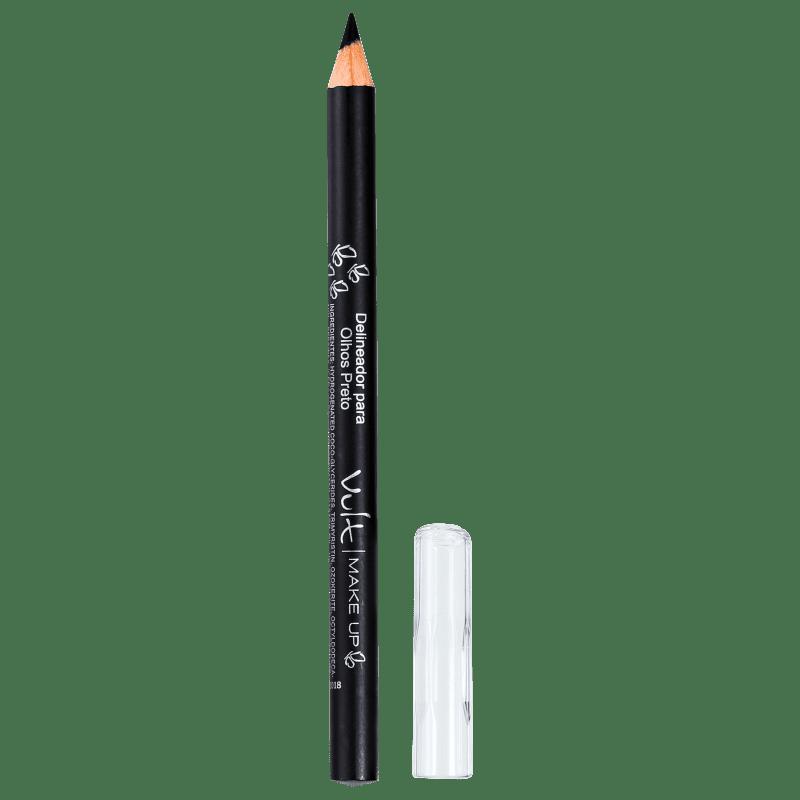 Lápis para Olhos Vult Make Up Preto Neutro 1,2g