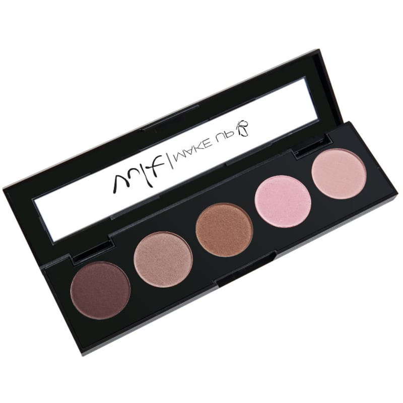 Paleta de Sombras Vult Make Up Quintetos 02 Classic 8,5g